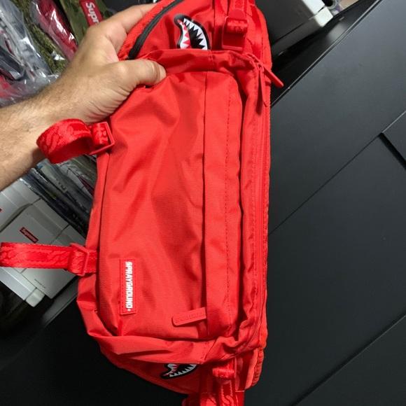 sprayground Other - Sprayground Crossbody Bag